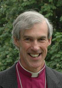 Bishop James Newcome