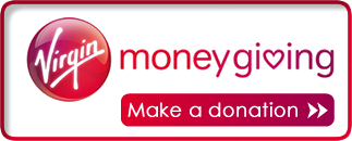Make a donation by Virgin Money Giving