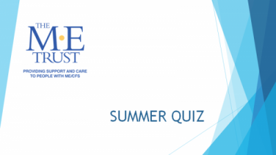 MET Summer Quiz