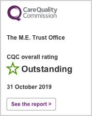 Inspected and rated outstanding by the Care Quality Commission. Read the report.